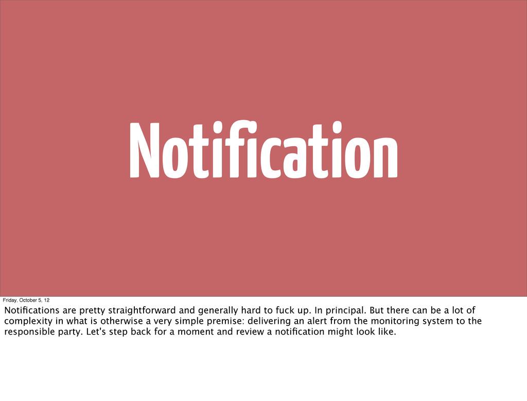 Notification Friday, October 5, 12 Notifications...