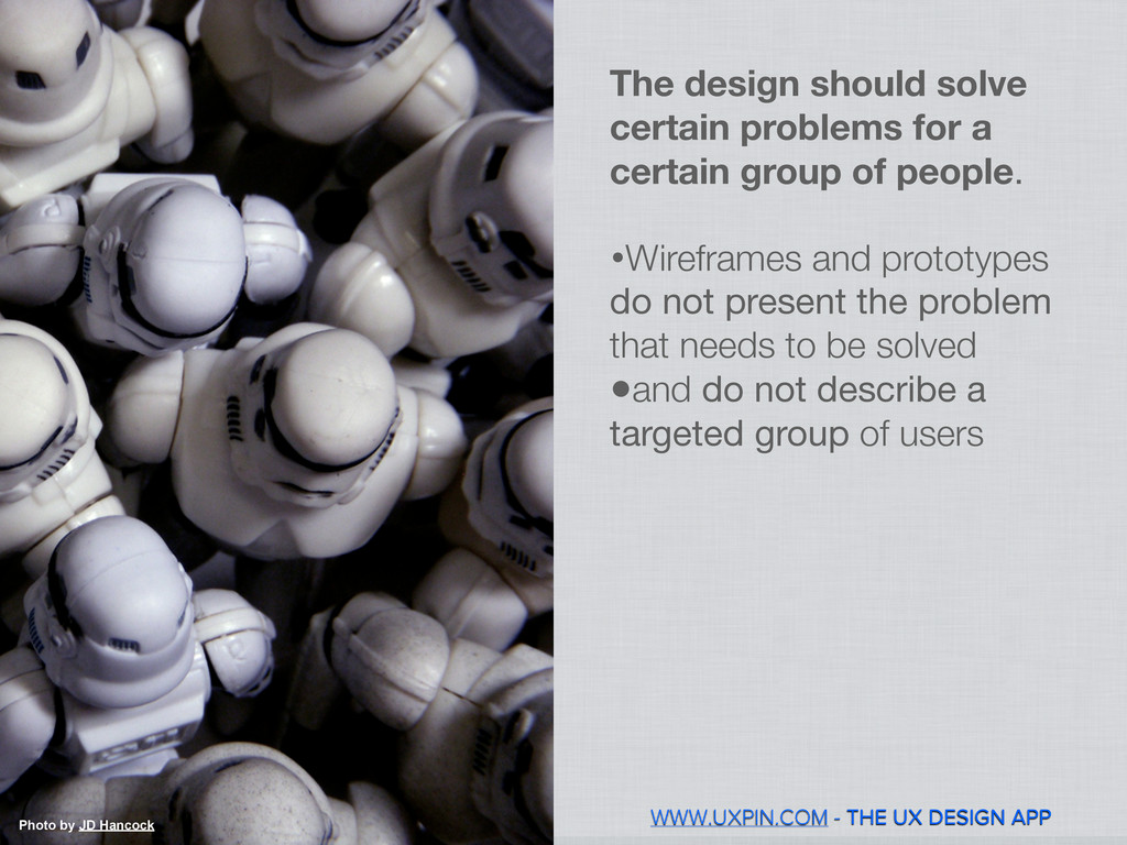 WWW.UXPIN.COM - THE UX DESIGN APP Photo by JD H...
