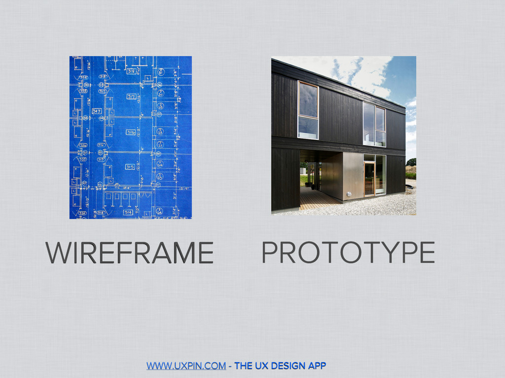 WWW.UXPIN.COM - THE UX DESIGN APP WIREFRAME PRO...