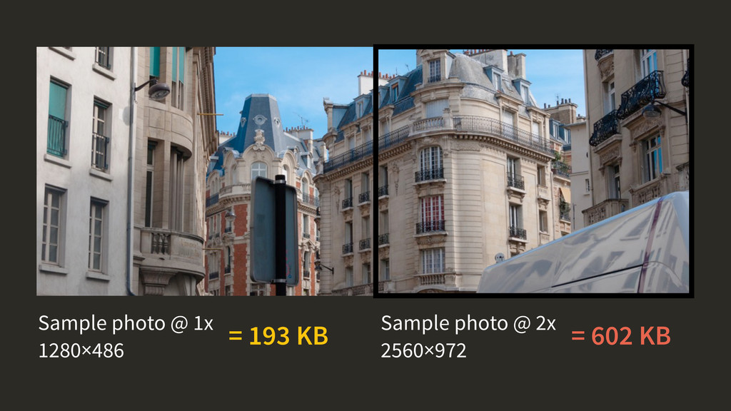 Sample photo @ 1x 1280×486 = 193 KB Sample phot...