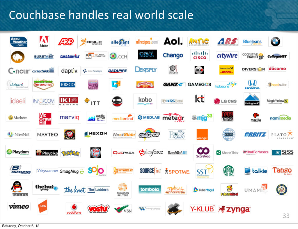 33 Couchbase handles real world sca...