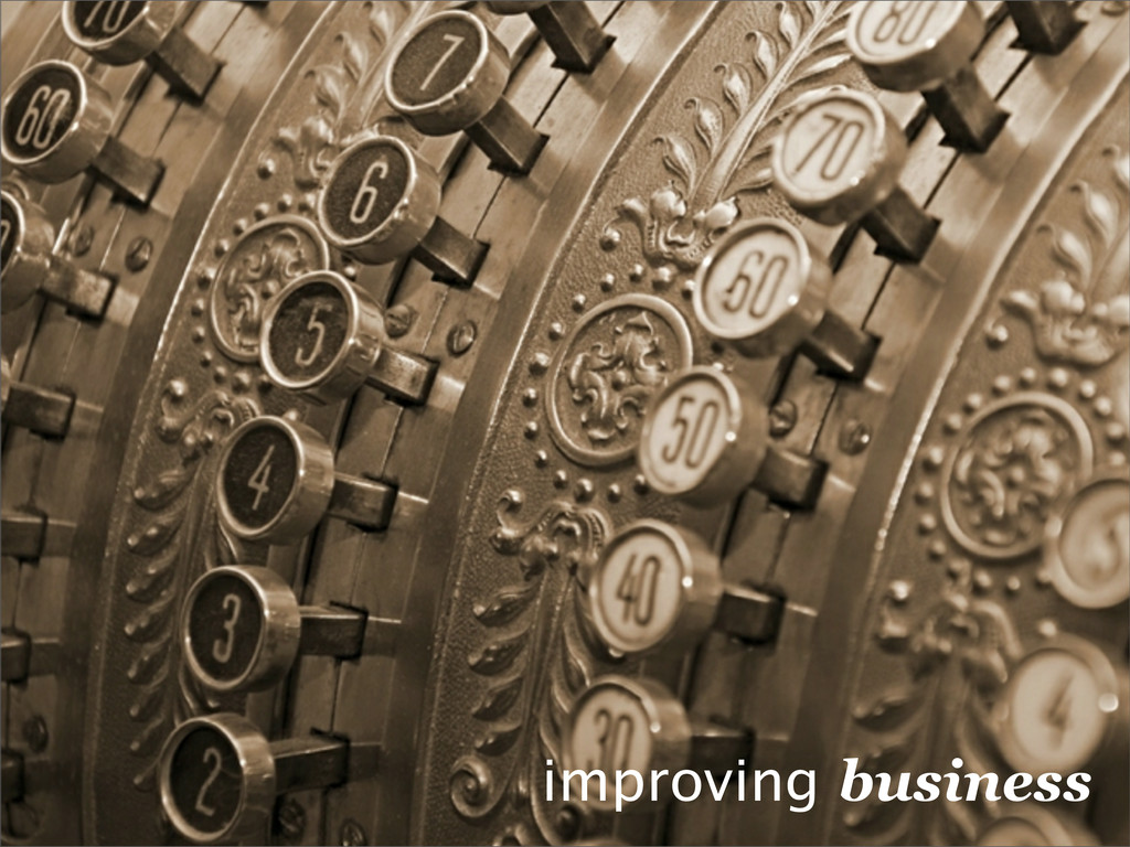 improving business