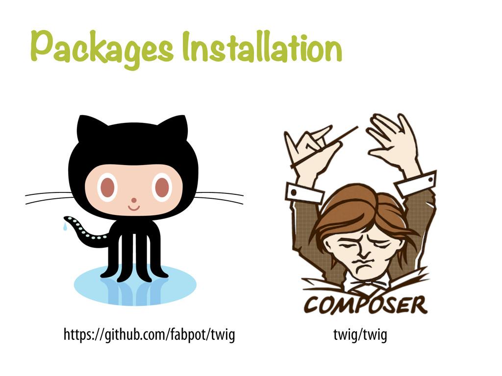 Packages Installation https://github.com/fabpo...