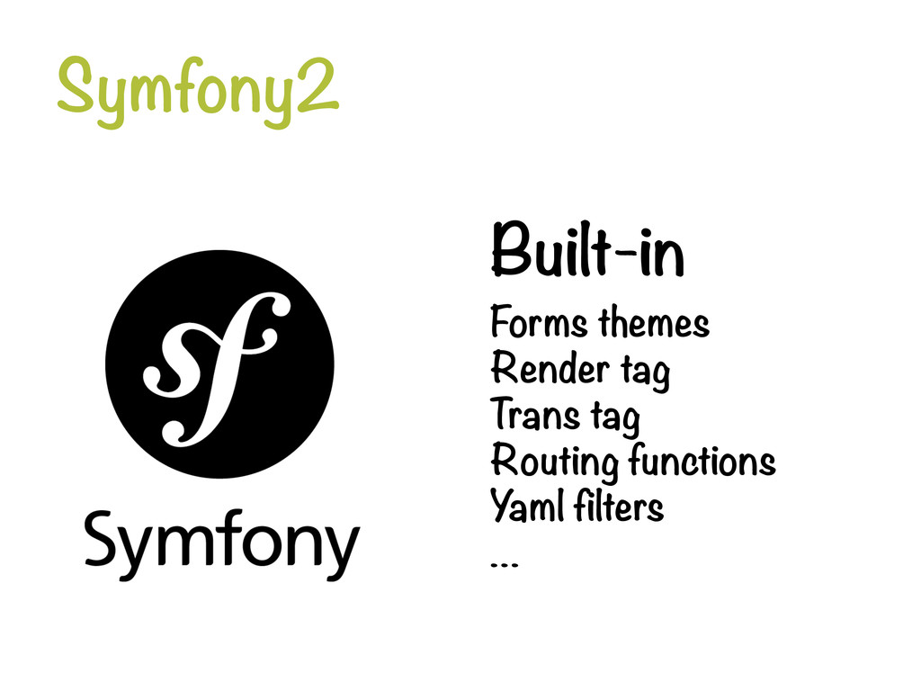 Symfony2 Built-in Forms themes Render tag T...