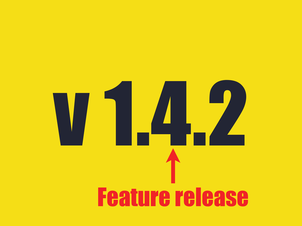v 1.4.2 Feature release