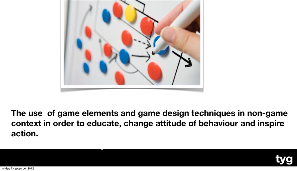 The use of game elements and game design techni...