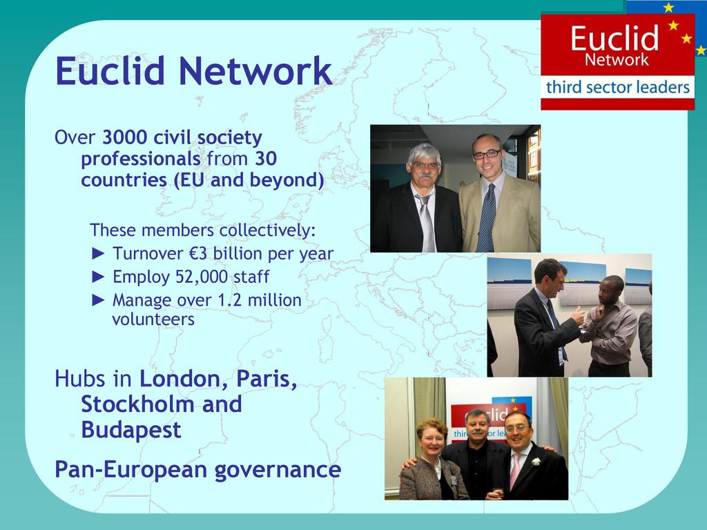 Euclid Network Over 3000 civil society professi...