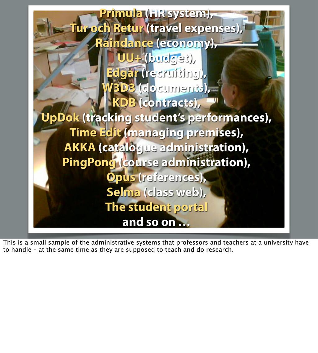 Primula (HR system), Tur och Retur (travel expe...