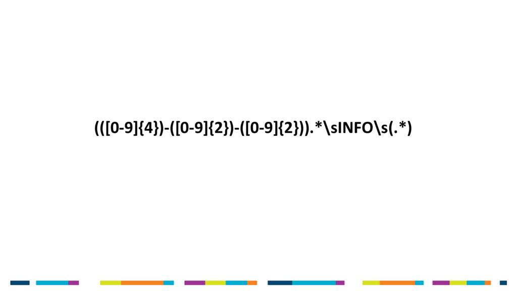 (([0-9]{4})-([0-9]{2})-([0-9]{2})).*\sINFO\s(.*)