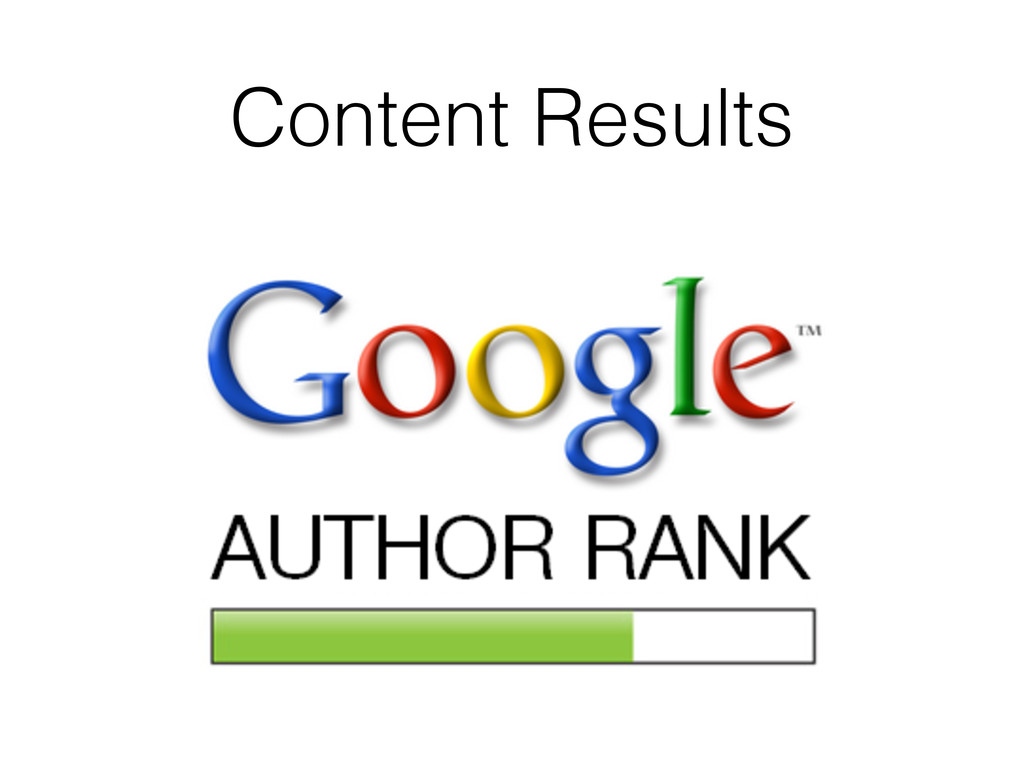 Content Results