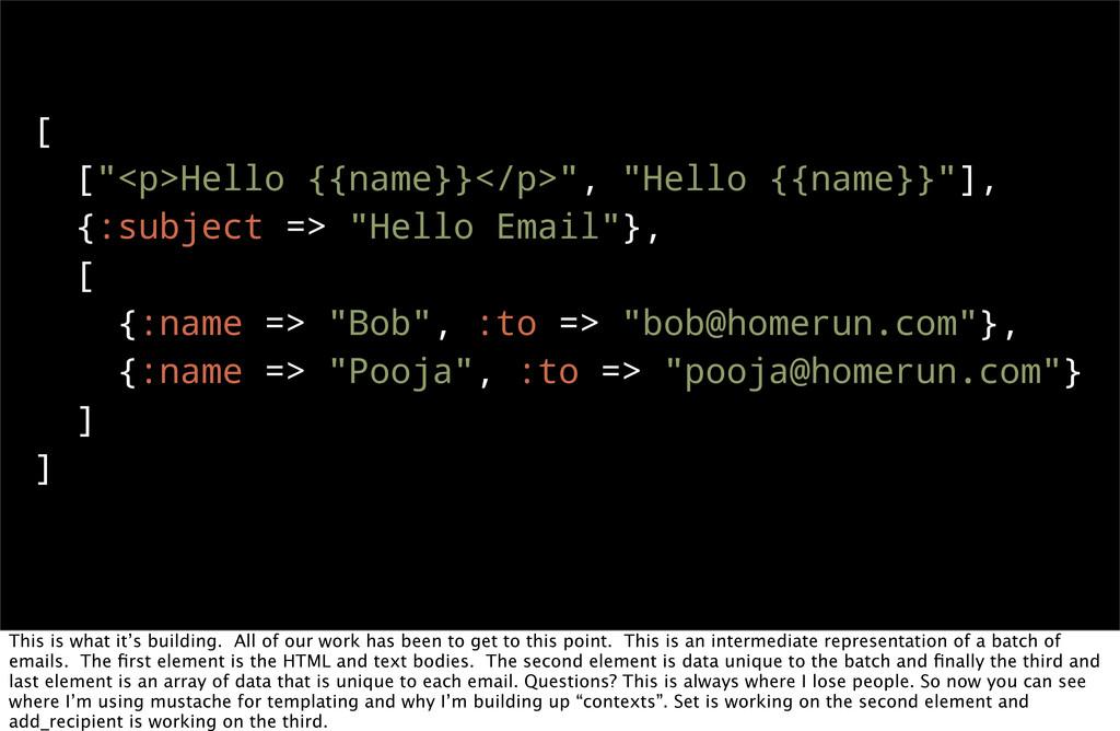 "[ [""<p>Hello {{name}}</p>"", ""Hello {{name}}""], ..."