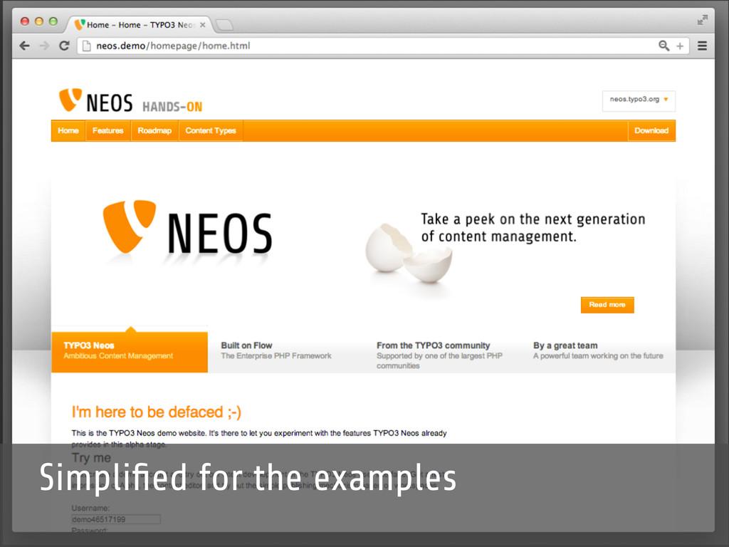 Screenshot Demo- Website (TODO) Simplified for t...