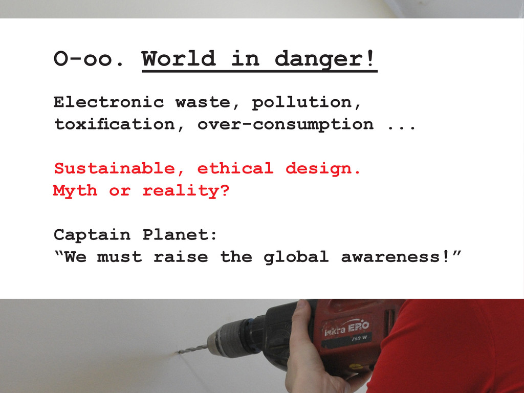 Electronic waste, pollution, toxification, over...