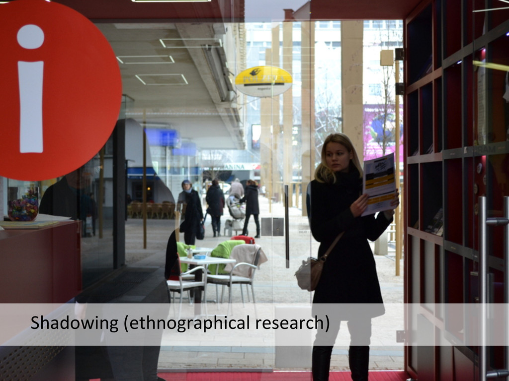 Shadowing (ethnographical research)