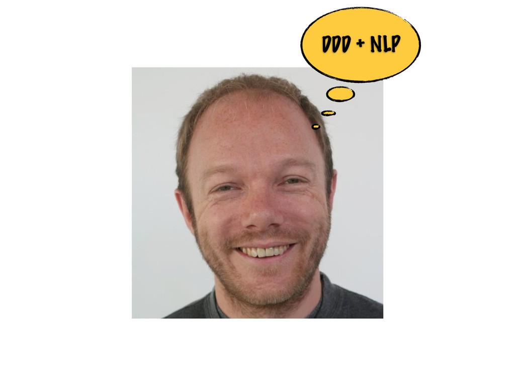 DDD + NLP