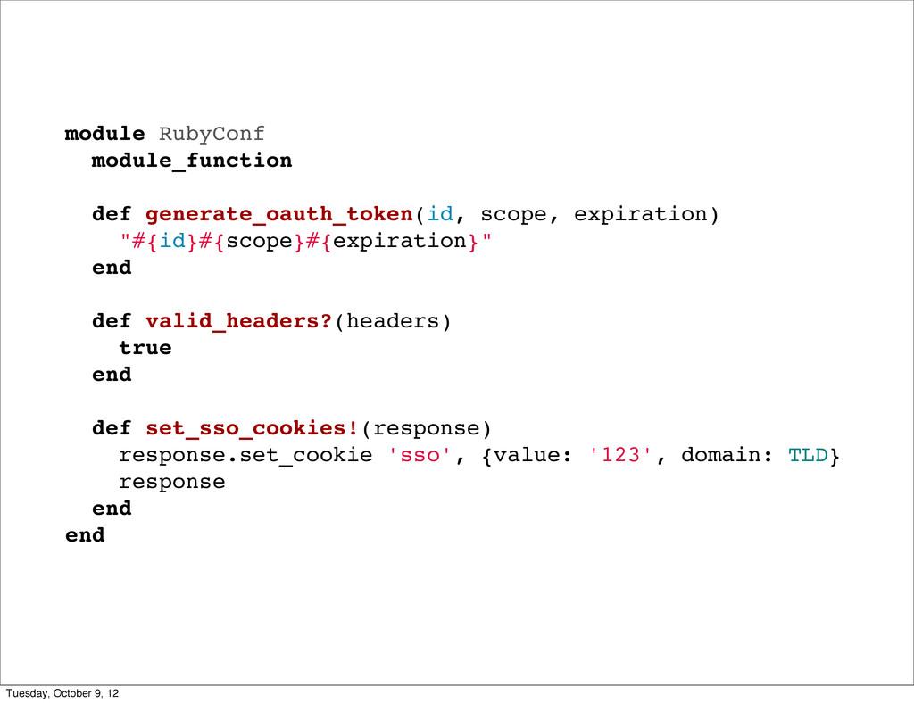 module RubyConf module_function def generate_oa...