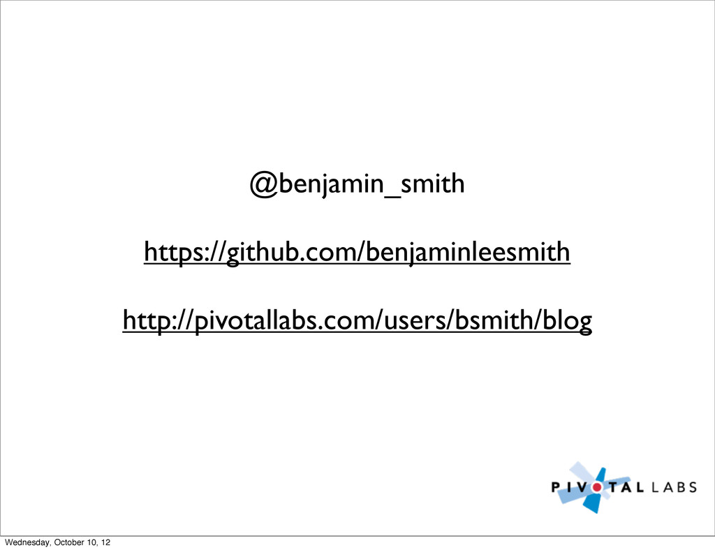 @benjamin_smith https://github.com/benjaminlees...