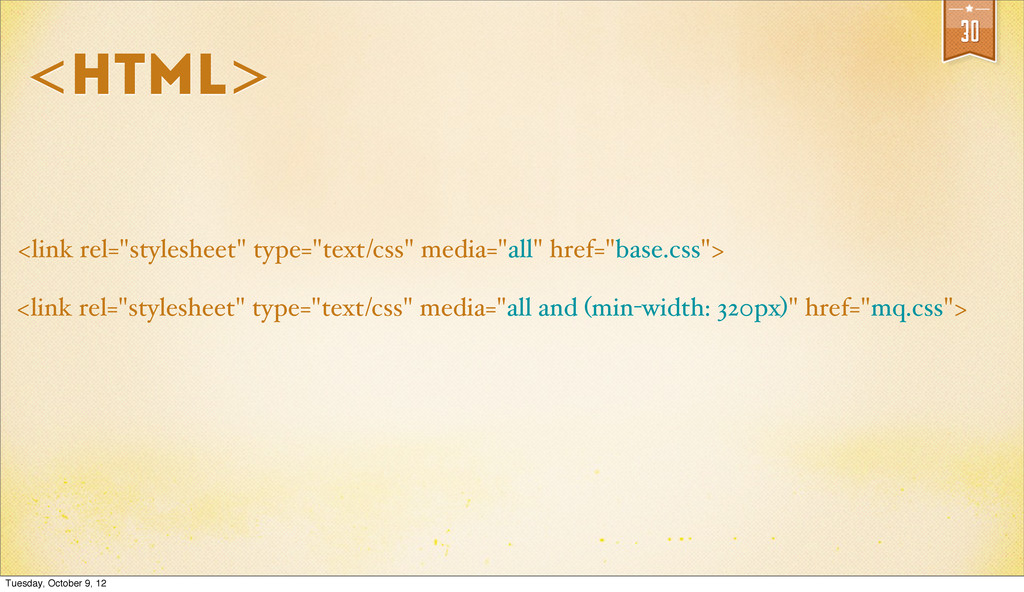 "30 <link rel=""stylesheet"" type=""text/css"" media..."