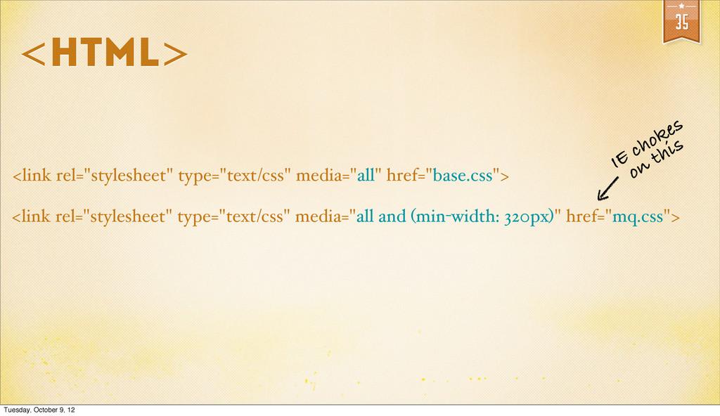 "35 <link rel=""stylesheet"" type=""text/css"" media..."
