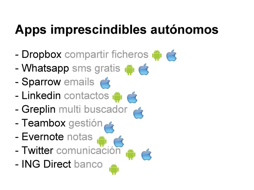 - Dropbox compartir ficheros - Whatsapp sms gra...