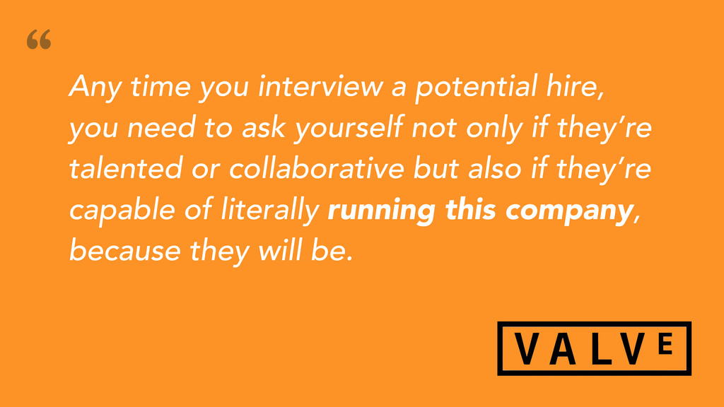Any time you interview a potential hire, you ne...