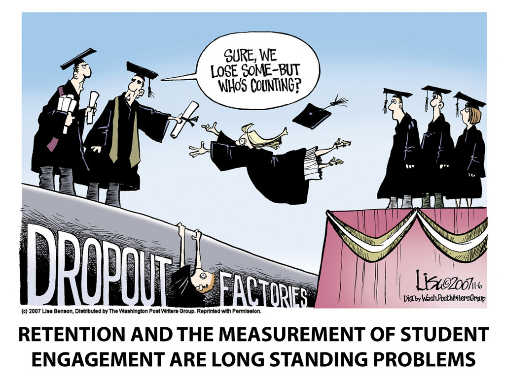 RETENTION AND THE MEASUREMENT OF STUDENT ENGAGE...