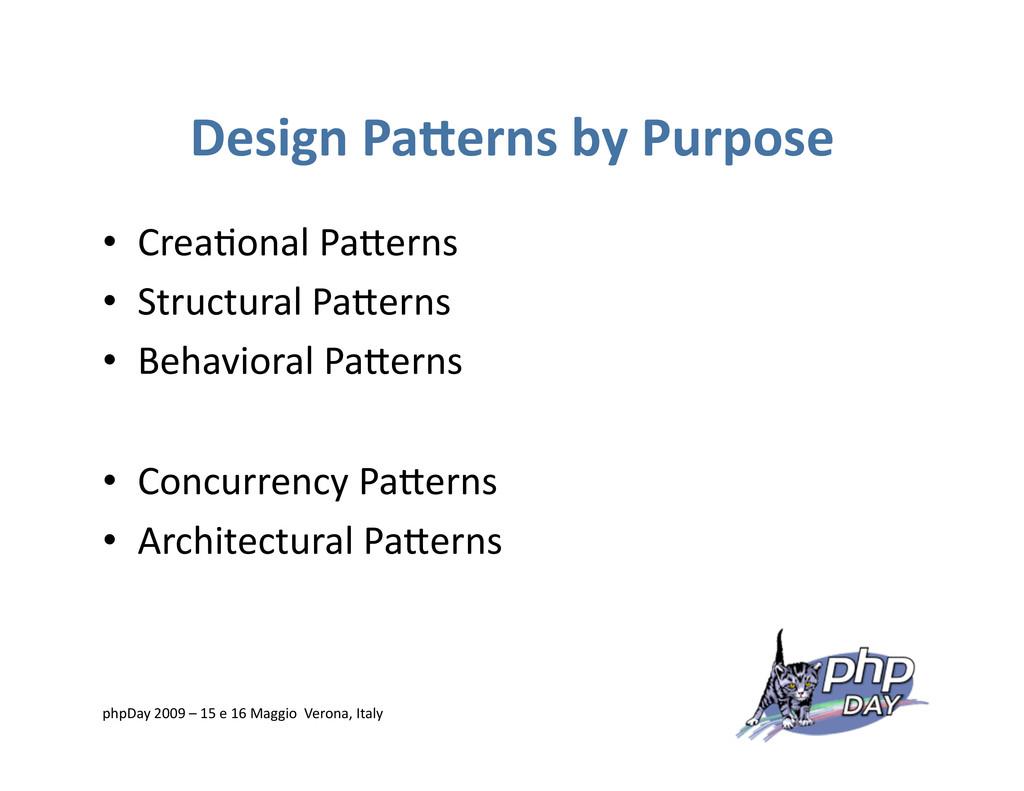 Design Pa0erns by Purpose • Crea=onal PaVerns ...
