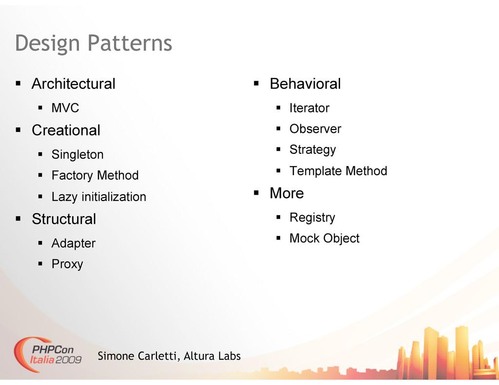 Design Patterns  Architectural  MVC  Crea...