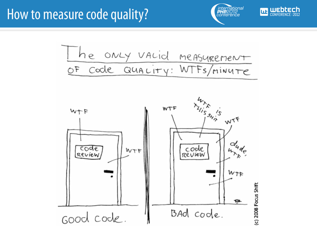 How to measure code quality?