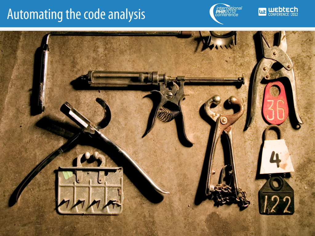 Automating the code analysis