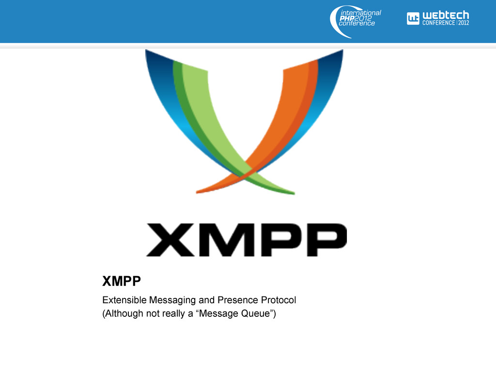XMPP Extensible Messaging and Presence Protocol...
