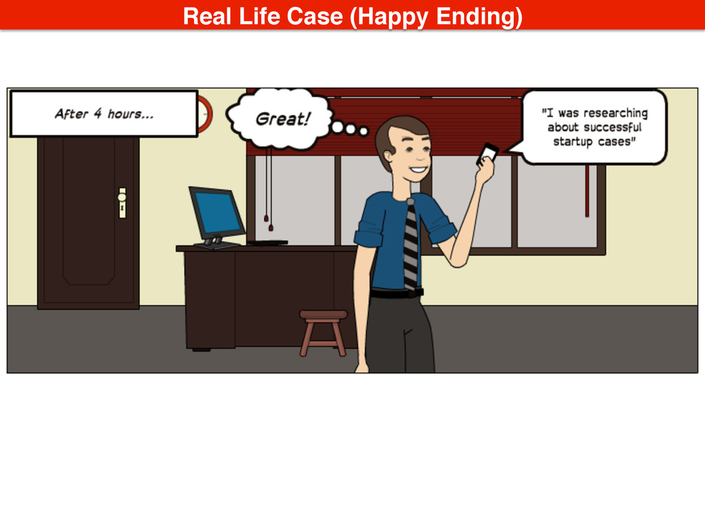 Real Life Case (Happy Ending)!