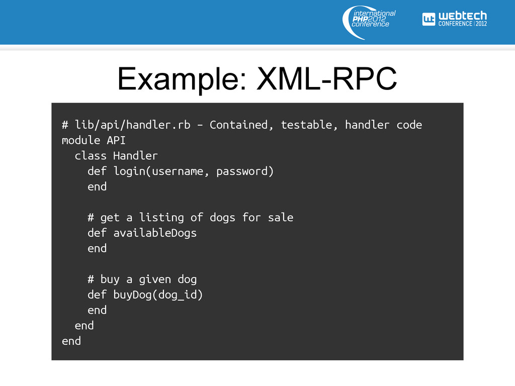 # lib/api/handler.rb – Contained, testable, han...