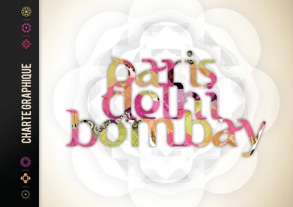 JUILLET 2011 CHARTE GRAPHIQUE PARIS DELHI BOMBAY