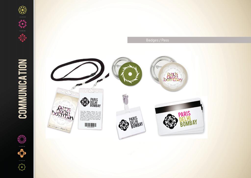 Badges / Pass