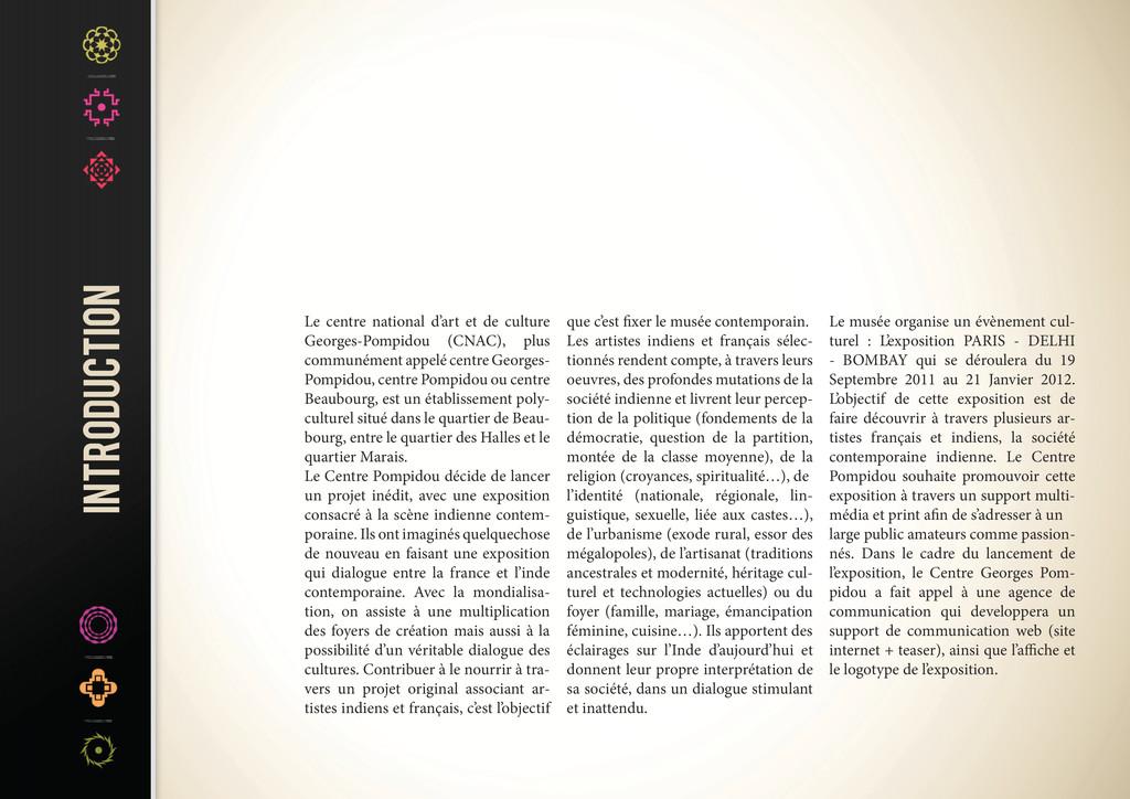 CHARTE GRAPHIQUE - Introduction Introduction Le...