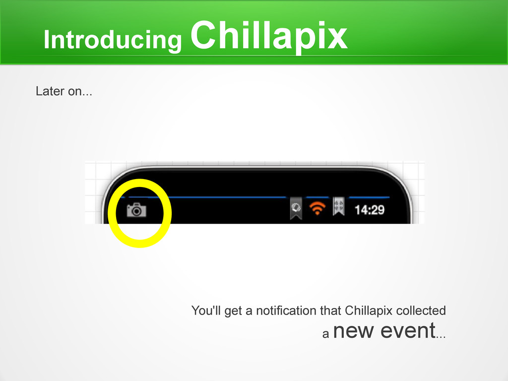 Introducing Chillapix Later on... You'll get a ...