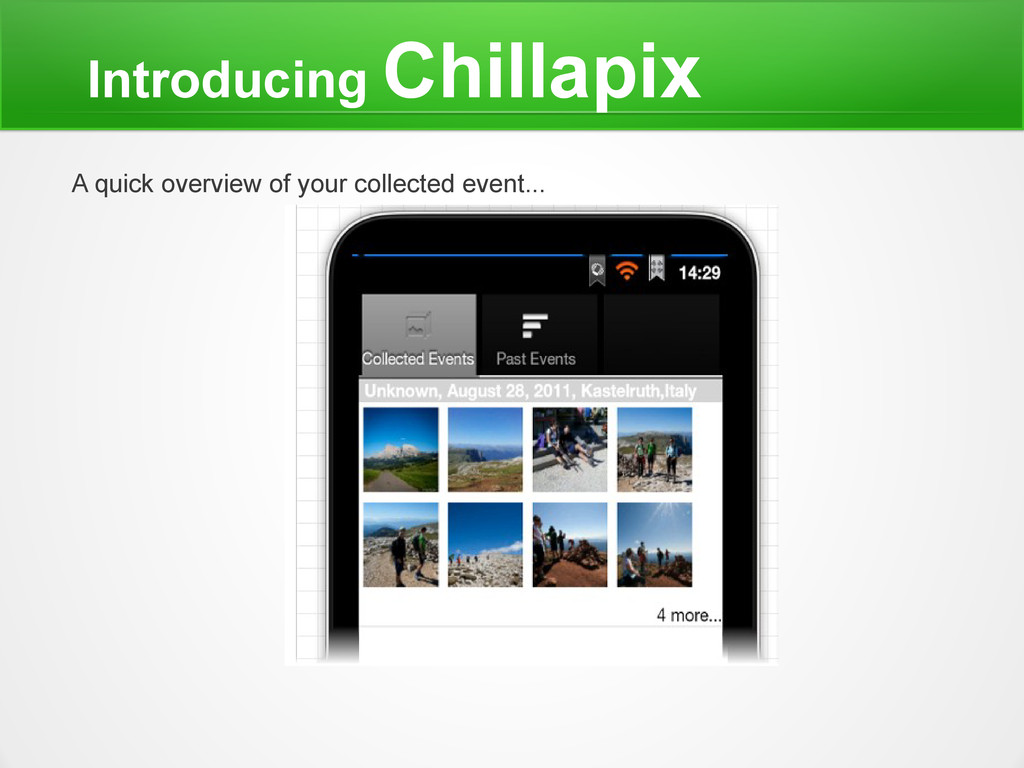 Introducing Chillapix A quick overview of your ...