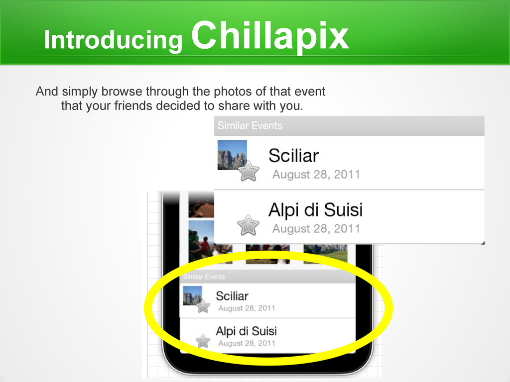 Introducing Chillapix And simply browse through...