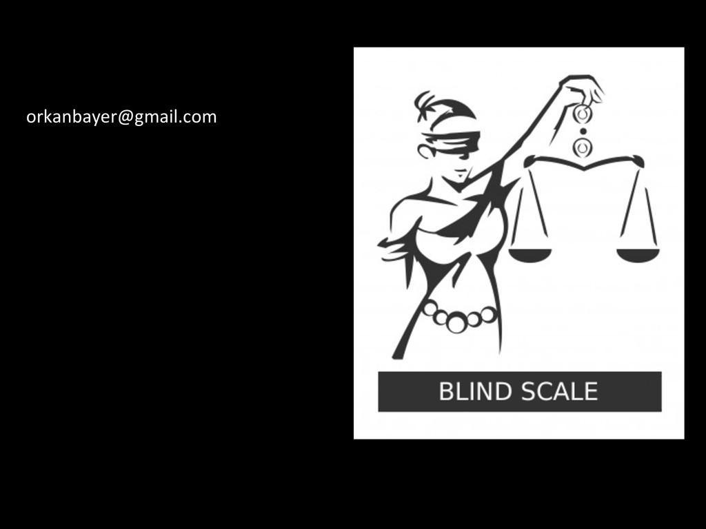 BLIND SCALE  orkanbaye...