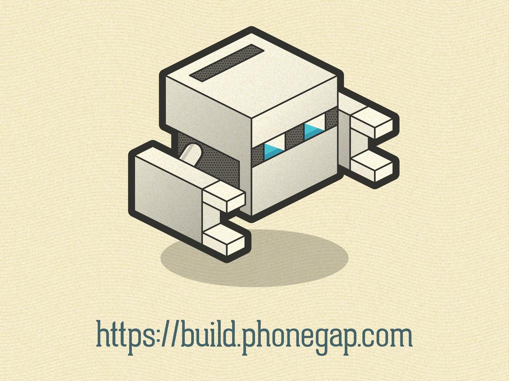 https://build.phonegap.com