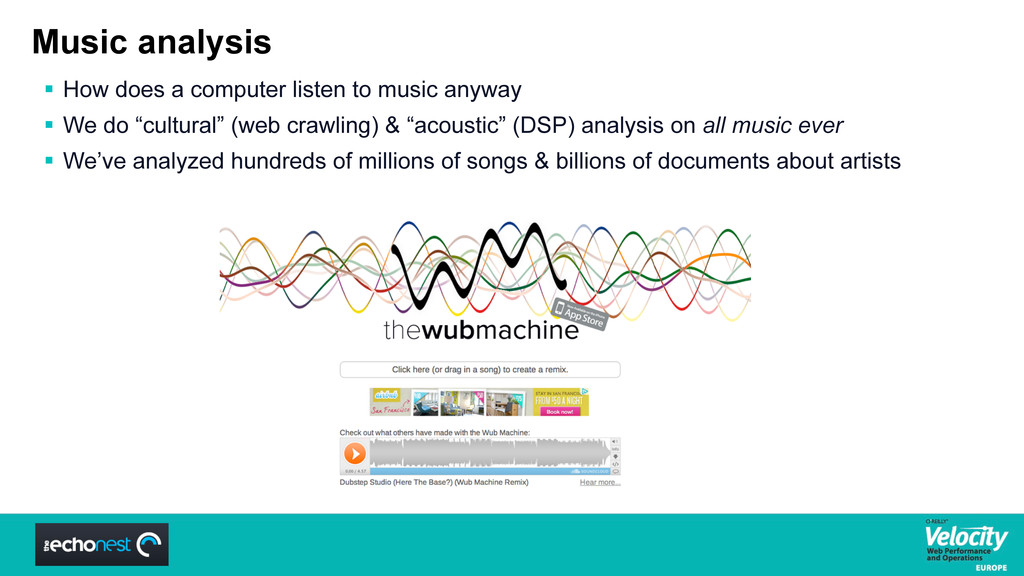 Music analysis  How does a computer listen to ...