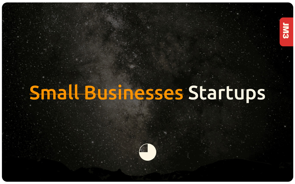 JM3 Small Businesses Startups 3