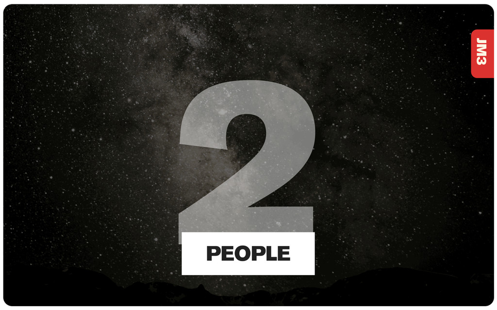 JM3 2 PEOPLE