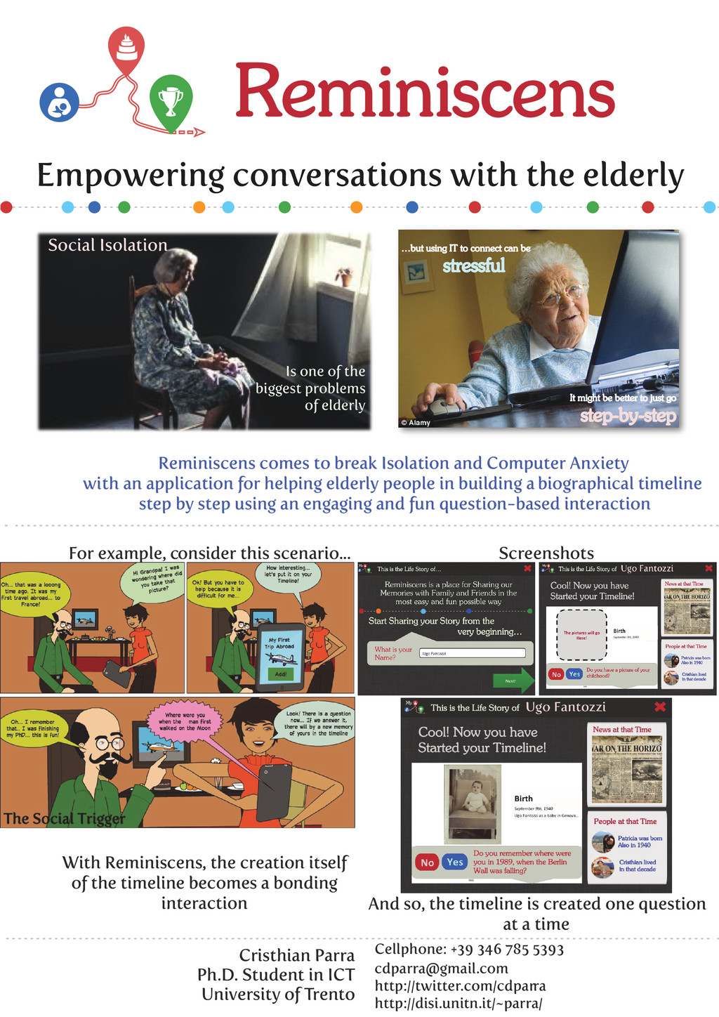 Reminiscens Empowering conversations with the e...