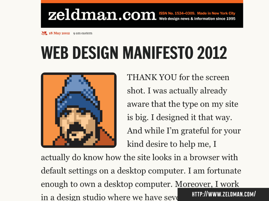 http://www.zeldman.com/