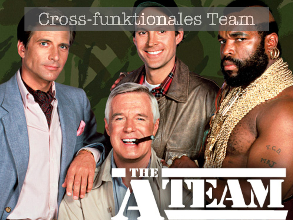Cross-funktionales Team