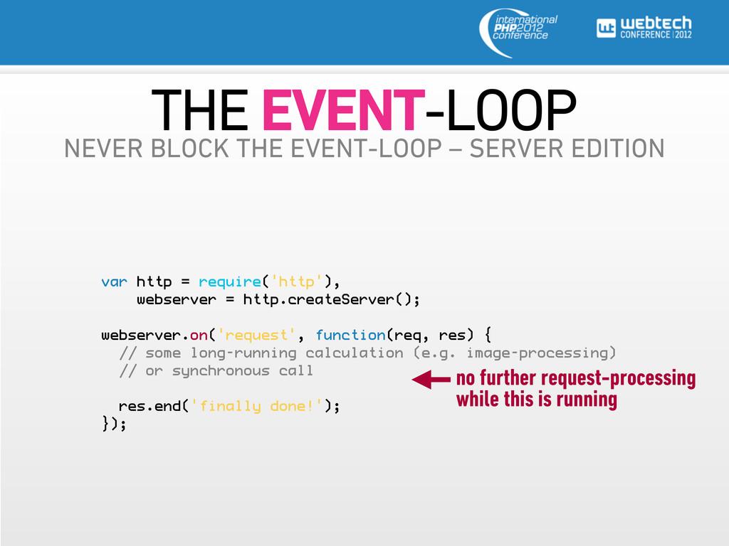 var http = require('http'), webserver = http.cr...