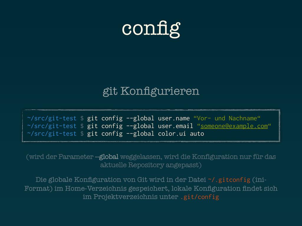 config ~/src/git-test $ git config --global user...