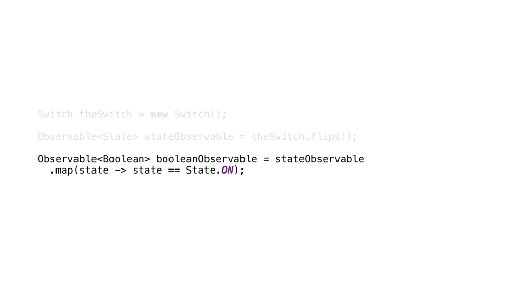 Switch theSwitch = new Switch(); 